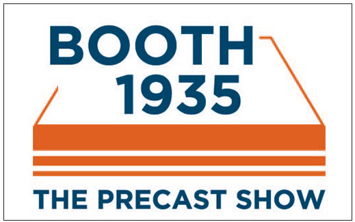 Earth Wall Products headed to The Precast Show 2018!